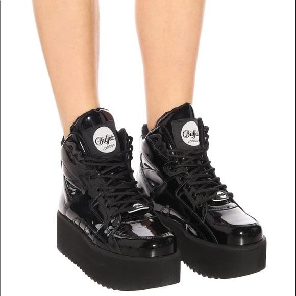 buffalo high sneaker